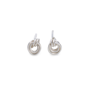BAS Aphrodite Gael Stud earrings silver