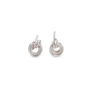 BAS Aphrodite Gael Stud earrings silver
