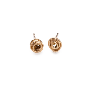 BAS Aphrodite Gael Stud earrings in gold
