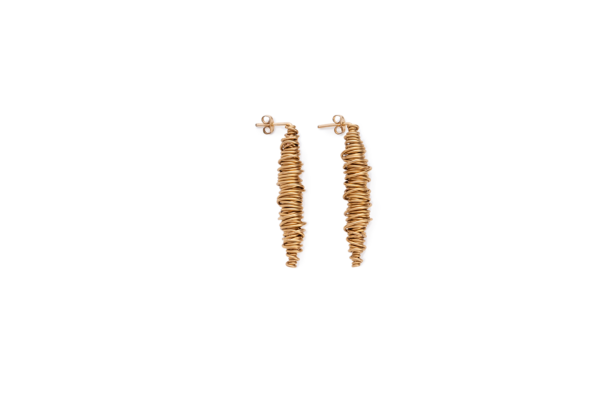 BAS Artemis earrings gold
