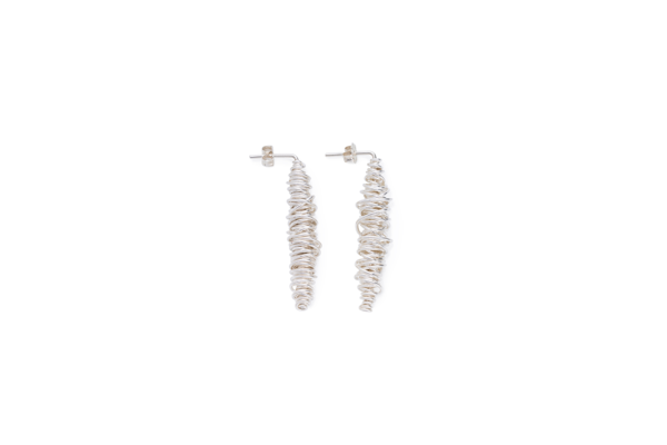 BAS Artemis earrings silver