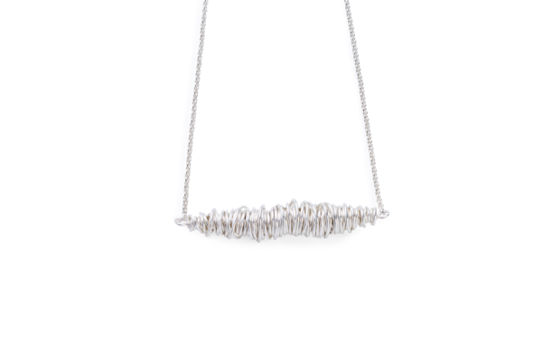 BAS Artemis silver necklace