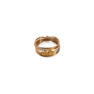 BAS Artemis ring gold