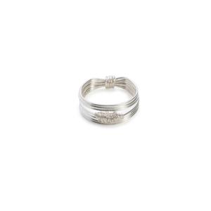 BAS Artemis ring silver