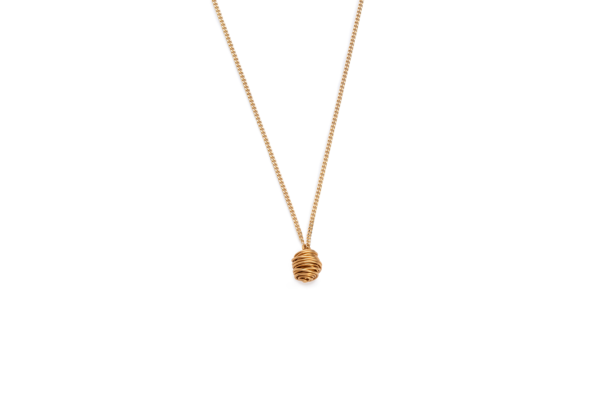 BAS Asteria necklace gold long