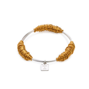 BAS Juno bangle gold side
