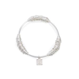 BAS Juno bangle silver