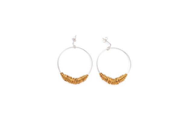 BAS Juno earring gold
