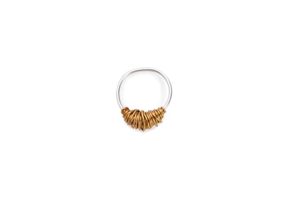 BAS Juno ring gold