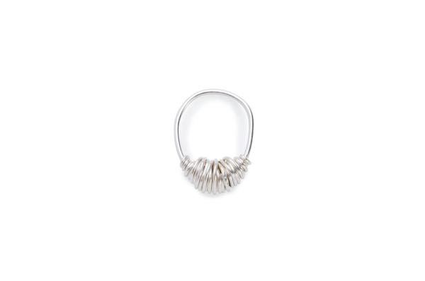 BAS Juno ring silver