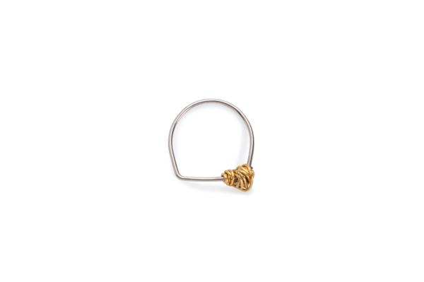 BAS Melia ring gold