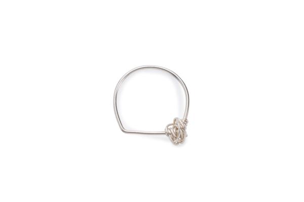BAS Melia ring silver