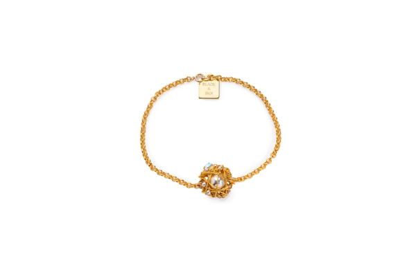 BAS Selene bracelet gold