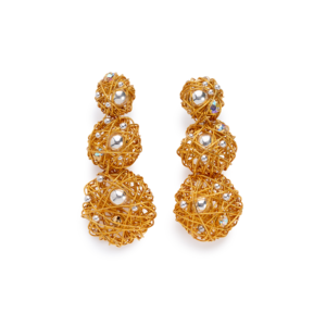 BAS Selene earrings gold