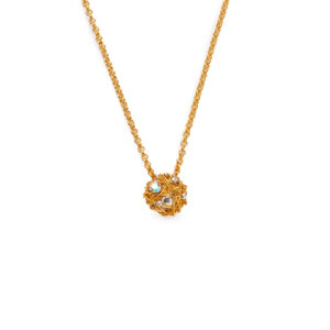 BAS Selene necklace gold