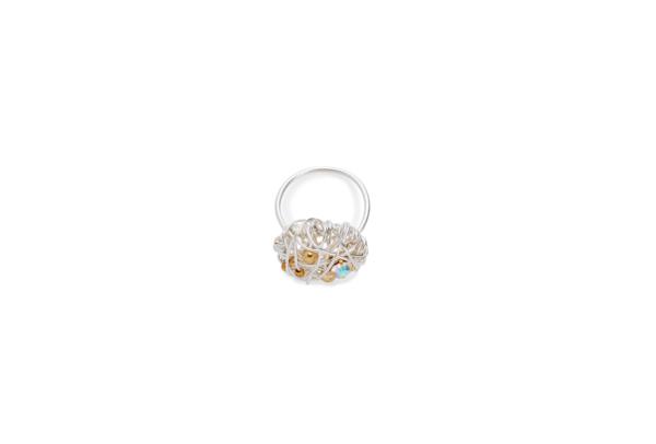 BAS Selene ring silver