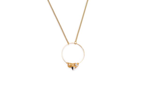 BAS Adrestia necklace gold