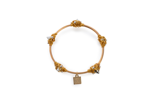 Adrestia gold bracelet