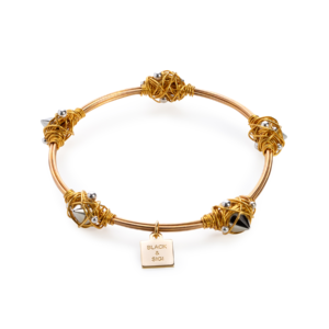BAS Adrestia bracelet gold finish