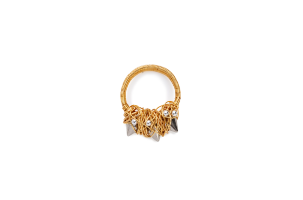BAS Adrestia ring gold