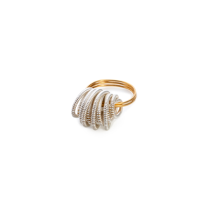 Silver Neptune Ring