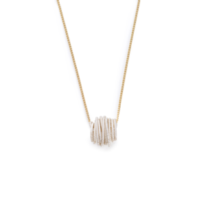 Silver Neptune Necklace