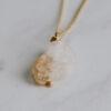 Feel Good Semi precious Stone Necklace-12