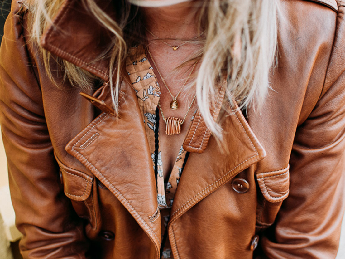 SUMMER NECKLACE LAYERING