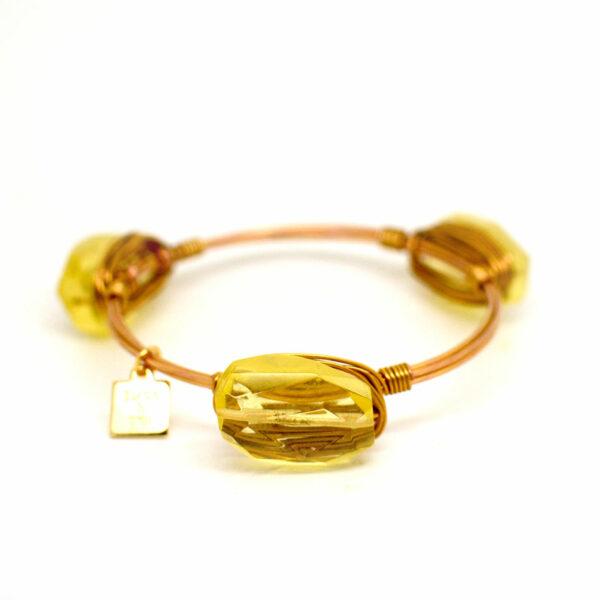 yellow crystal quartz Naomi